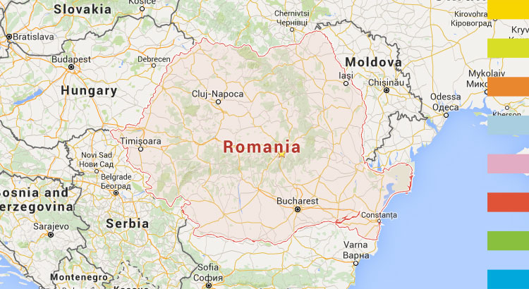Fact sheet on current MDG progress of Romania (Europe and the CIS)