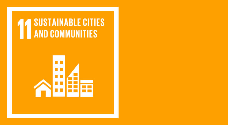 SDG 11 - Sustainable, Safe and Inclusive Cities and Communities