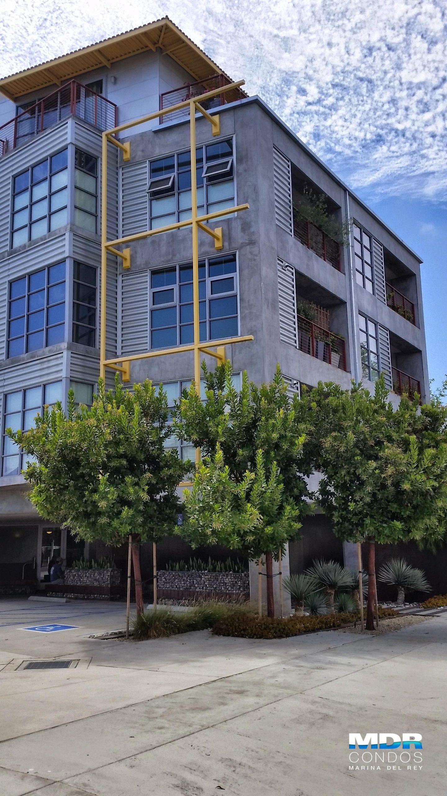 Element Lofts Complex 4141 Glencoe Ave Marina Del Rey