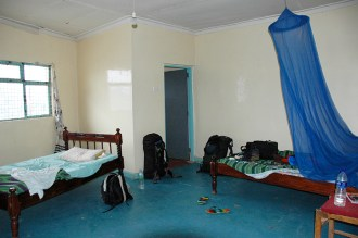Moyale hotel room