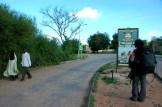 Kenyan border