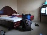 Kanyakumari hotel room