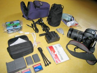 Phase II camera gear