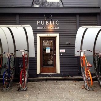 Public Bikes Flagship