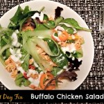 21 Day Fix: Buffalo Chicken Salad Recipe