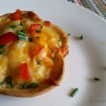 Easy 21 Day Fix Baked Egg Cups