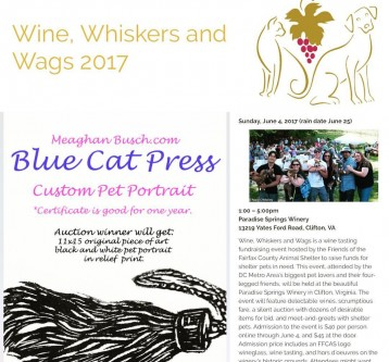 Wine, Whiskers and Wags 2017