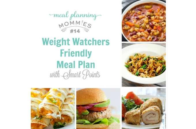 WW Meal Plan main pic