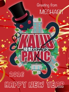 kaiju panic new year 2016