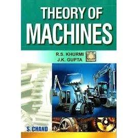 TOM Theory of Machines by R.S. Khurmi book pdf download