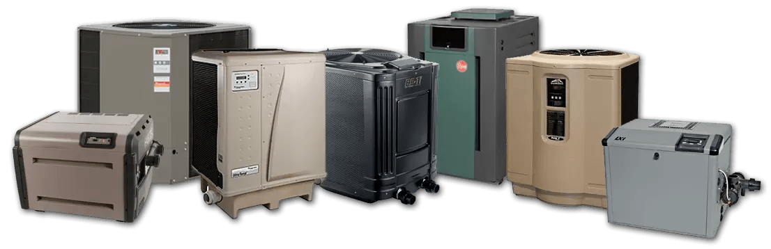 Understanding air source pool heat pumps medallion energy for Heat pump vs gas heaters for swimming pool reviews