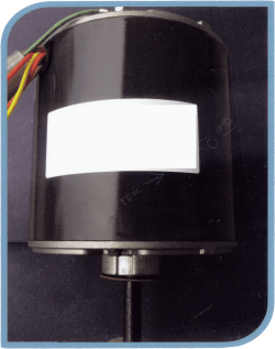 heat pump fan motor