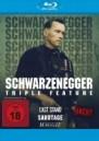 Arnold Schwarzenegger - The Last Stand - Sabotage - Maggie - Triple Feature (Blu-ray)