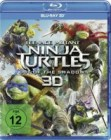 Teenage Mutant Ninja Turtles - Out of the Shadows - Blu-ray 3D (Blu-ray)
