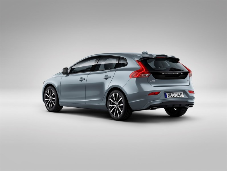 Volvo Cars gives the new face of Volvo to the V40  UK information     Volvo Cars gives the new face of Volvo to the V40  UK information    Volvo  Car UK Media Newsroom