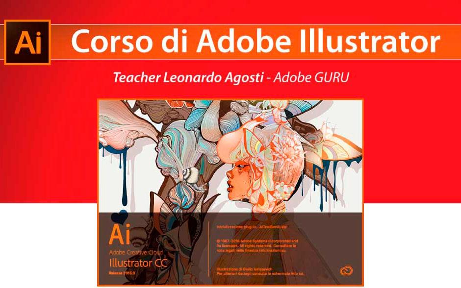 corso adobe illustrator