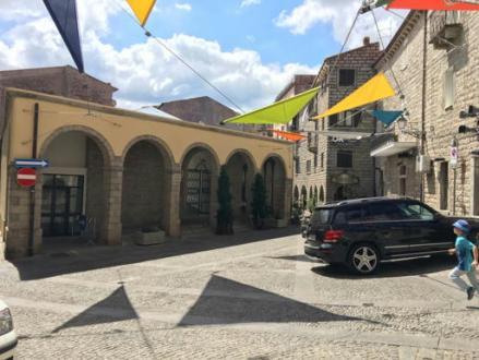 Piazza Fabrizio De Andrè