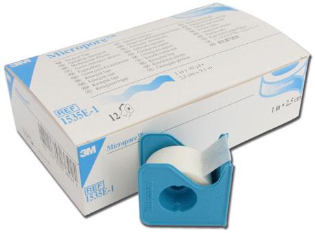 Micropore box bleu 2,50