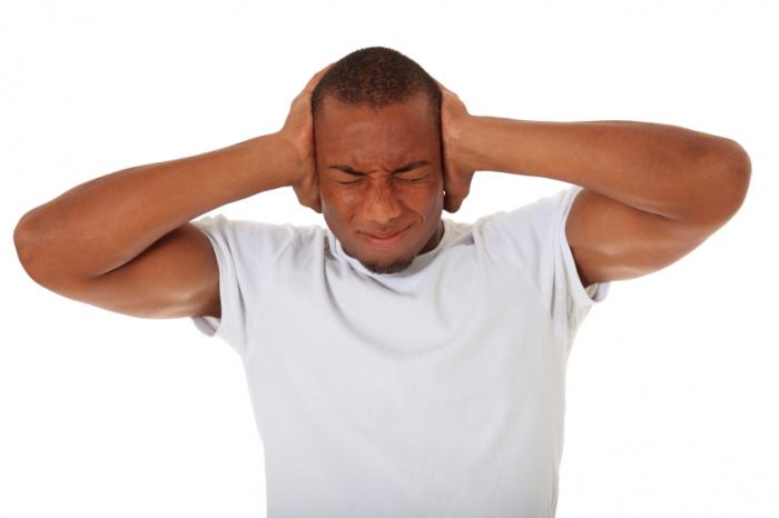 Too much exposure to loud, noisy ambience can damage hearing mechanism and cause tinnitus 2