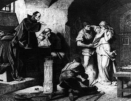 torture of women in roman empire