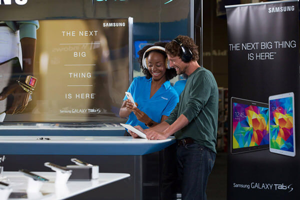 Samsung and Best Buy