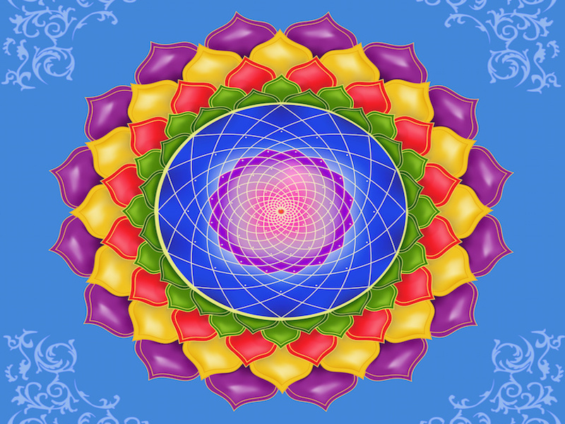 The Art of Mandala: How to Relieve Stress While Drawing