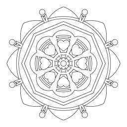 mandala mantra meditation