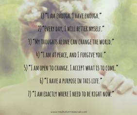 meditation mantras