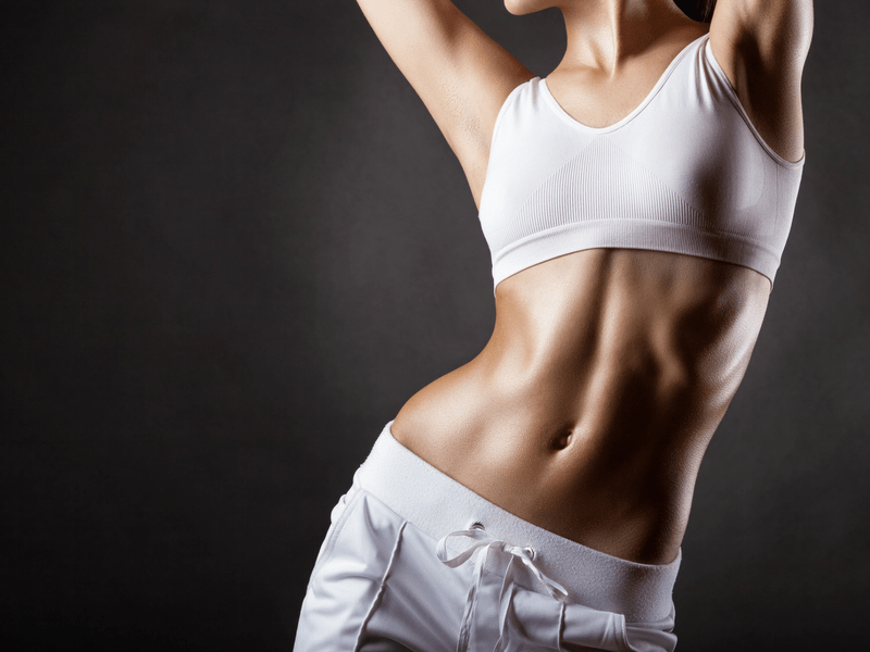 How To Get A Flat Stomach In 6 Simple Steps
