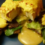 The Betty Crocker Project: Eggs Benedict featuring The Vegan Poached Egg
