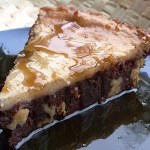 The Betty Crocker Project : The Cream Cheese Brownie Pie