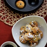 Blueberry Aebleskivers