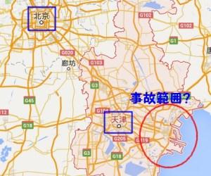 天津と北京