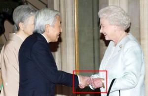 天皇と女王陛下