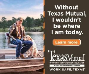 Work safe, Texas