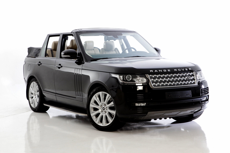 Range Rover Convertible Range Rover USA