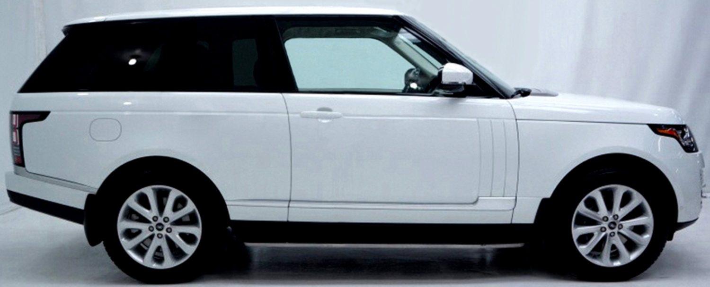Range Rover 2 Door Range Rover Suv Range Rover