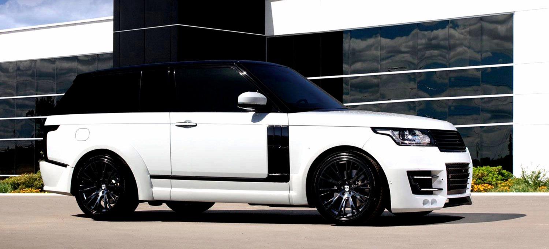 Range Rover 2 door | Range Rover SUV | Range Rover ...