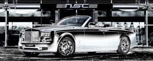 Rolls Royce Ghost Convertible