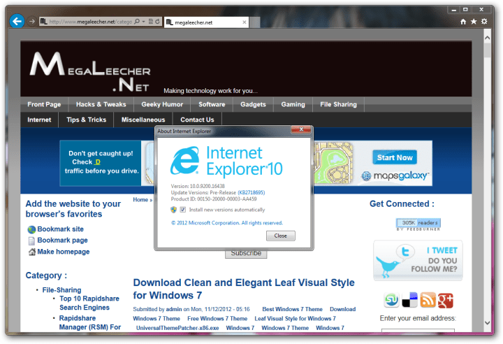how to delete internet explorer 11 from windows 10