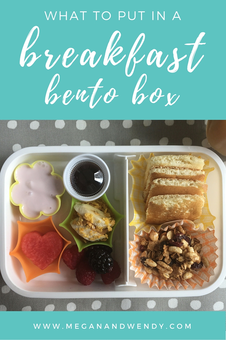 What to Put in a Breakfast Bento Box