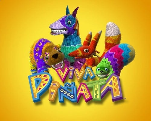 "Get ready to Garden, ""Viva Pinata: Trouble in Paradise"" lands in stores across North America today   vp"
