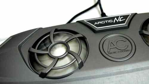 MegaTech Reviews   Arctic NC Notebook Cooler   arcticnc 10 500x281