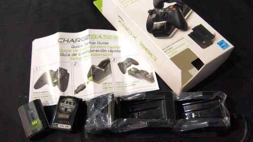 MEGATech Reviews   Nyko Charge Base S for Xbox 360 S   nykochargebases 1 500x281