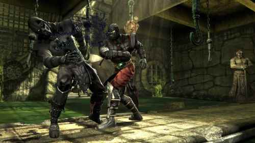 MEGATech Showcase: The Other Best Video Games of 2011   mortalkombat 500x281