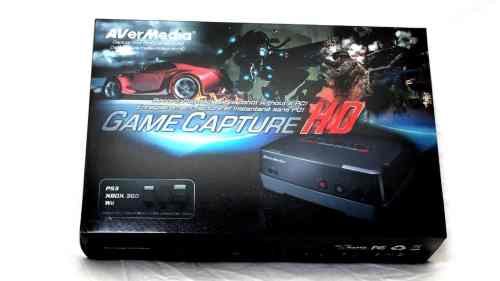 MEGATech Reviews   AVerMedia Game Capture HD for PS3, Xbox 360, and Wii   avermediagamecapture 1 500x281