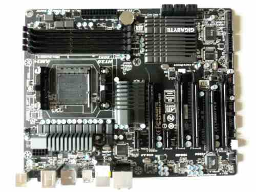 The News: Fat and Happy Edition   GIGABYTE 990FXA UD3 Review Board 02 500x375