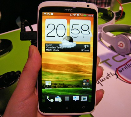The News: The Wait Is Over Edition   HTCOneX front 420 90