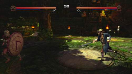MEGATech Reviews   Deadliest Warrior: Ancient Combat for Xbox 360   deadliest 4 500x281
