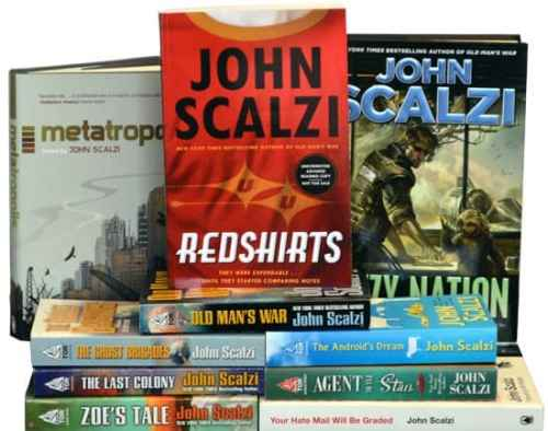 Science Fiction Publishers Tor and Forge Doing Away with eBook DRM     scalzicollection 500x394